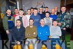 Classic FC team members enjoying their Christmas party in Benners Hotel on Friday.