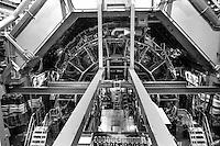 Organizzazione Europea per la Ricerca Nucleare, CERN,  il più grande laboratorio al mondo di fisica delle particelle , Ginevra, Svizzera, ALICE, A Large Ion Collider Experiment, rivelatore ioni pesanti,
