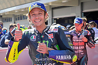 26.09.2020, Circuit de Barcelona Catalunya, Barcelona, MotoGp of Catalunya, Qualification sessions;  46 Valentino Rossi ITA