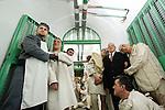 Casa di reclusione di Volterra 14 gennaio 2009 - Compagnia della fortezza - si prova lo spettacolo Marat- Sade -  regia Armando Punzo