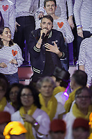 Christophe Willem  Telethon 2017  ©  TRIBHOU/ DALLE