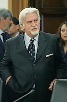 Matteo Brignadi.CSM - Consiglio Superiore della Magistratura (Plenum) .Nomina del Vice Presidente.Roma, 2 Agosto 2010.Photo Serena Cremaschi Insidefoto