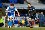 Daniel Candeias and Aaron Comrie