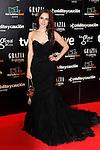 Actress Aura Garrido attends Goya Cinema Awards 2014 red carpet at Centro de Congresos Principe Felipe on February 9, 2014 in Madrid, Spain. (ALTERPHOTOS/Victor Blanco)
