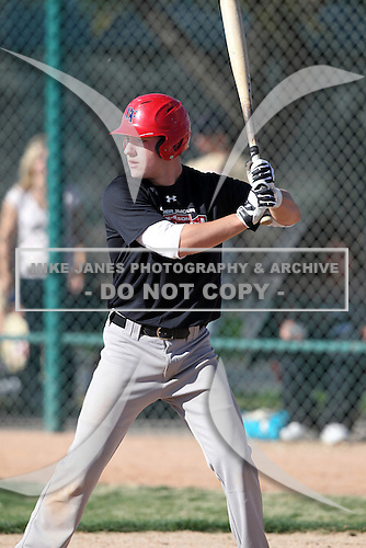Jarret DeHart during the Under Armour Pre-Season All-American Tournament at Kino Sports Complex on January 16, 2011 in Tucson, Arizona.  (Copyright Mike Janes Photography)