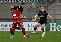 Sunday 22nd November 2020 | Ulster vs Scarlets<br /> <br /> Rob Lyttle during the Guinness PRO14 Round 7 clash between Ulster Rugby and Scarlets at Kingspan Stadium, Ravenhill Park, Belfast, Northern Ireland. Photo by John Dickson / Dicksondigital