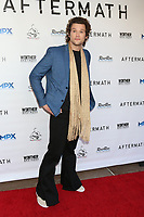 LOS ANGELES - AUG 3:  Josiah Lipscomb at the Aftermath Premiere at the Landmark Theater on August 3, 2021 in Westwood, CA