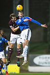 St Johnstone v Hearts…05.12.18…   McDiarmid Park    SPFL<br />