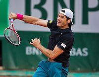 03-06-13, Tennis, France, Paris, Roland Garros,  Tommy Haas