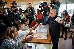 Spanish General Elections 2019. April 28,2019. (ALTERPHOTOS/Baldesca Samper)