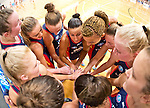 Vixens v Thunderbirds in Shepparton 6/3/16