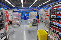A section specializes in selling mobile decoration at an electronics shop in Tokyo, Japan. Japan has been hit extremely hard by the economic crisis as perviously profitable electronic companies have all stumbled in recent months..
