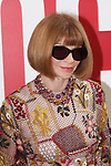 Anna Wintour arrives at the World Premiere of Ocean's 8 at Alice Tully Hall in New York City, on June 5, 2018.