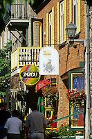 Quartier Petit-Champlain, Quebec City