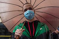 29.05.2020 - Dovete Darci Il Denaro #RedditoPerTutt@ - Protest At Italian Ministry of Economy