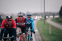 Jasper STUYVEN (BEL/Trek-Segafredo)<br /> <br /> 74th Omloop Het Nieuwsblad 2019 <br /> Gent to Ninove (BEL): 200km<br /> <br /> ©kramon