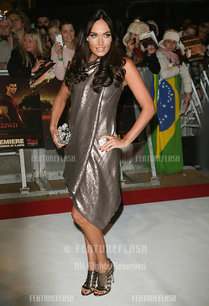 Tamara Ecclestone arriving for the UK premiere of The Twilight Saga: Breaking Dawn Part 1 at Westfield Stratford City, London. 17/11/2011 Picture by: Alexandra Glen / Featureflash