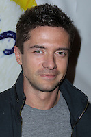 """WEST HOLLYWOOD, CA - NOVEMBER 13: Topher Grace at the """"Stand Up For Gus"""" Benefit held at Bootsy Bellows on November 13, 2013 in West Hollywood, California. (Photo by Xavier Collin/Celebrity Monitor)"""