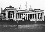 St Louis MO:  A view of Kansas City Casino building at the Louisiana Purchase Exposition