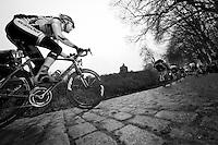 3 Days of West-Flanders, .day 3: Nieuwpoort-Ichtegem.Kevin Van Impe on the Kemmelberg
