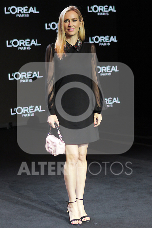 Kira Miro at the L'Oreal Paris anniversary fashion show during the Mercedes Benz Fashion Week Spring/Summer 2020 at Ifema on July 10, 2019 in Madrid, Spain.(ALTERPHOTOS/ItahisaHernadez)