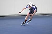 INLINE-SKATEN: HEERENVEEN: 06-04-2019, KNSB Baancompetitie Inline-Skaten, Gijs Kamp, ©foto Martin de Jong