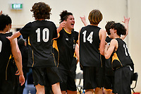 Basketball – CSW Junior Finals at St Patrick's College, Silverstream, Upper Hutt, New Zealand on Tuesday 21 September 2021. <br /> Photo by Masanori Udagawa. <br /> www.photowellington.photoshelter.com