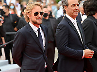 CANNES, FRANCE. July 12, 2021: Owen Wilson & Alexandre Desplat  at the gala premiere of Wes Anderson's The French Despatch at the 74th Festival de Cannes.<br /> Picture: Paul Smith / Featureflash