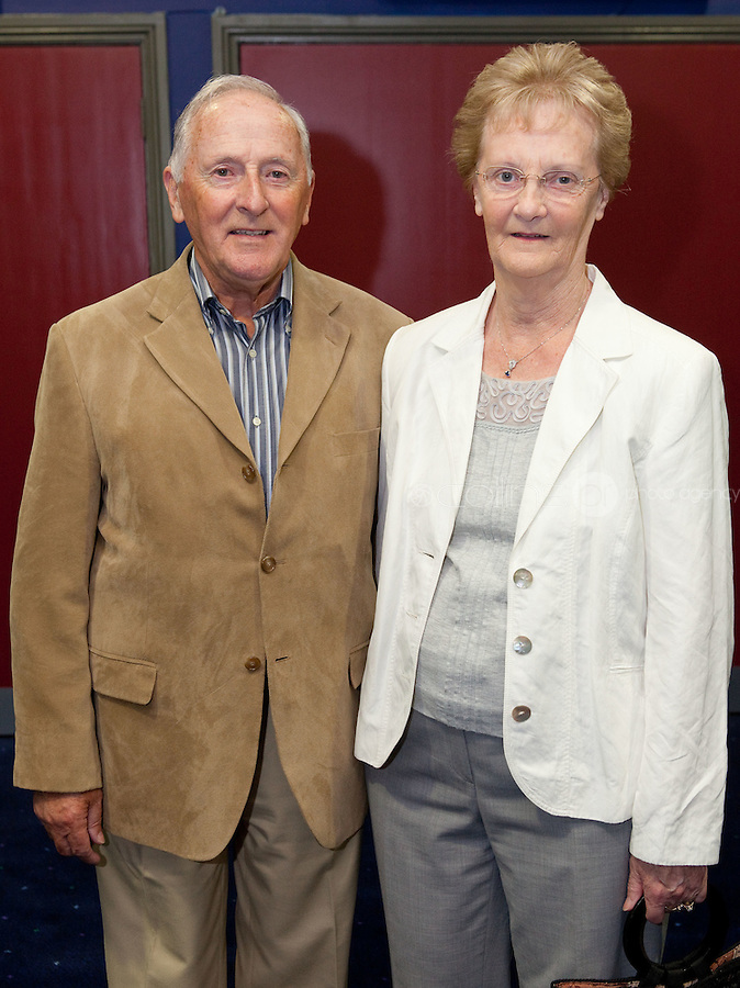 15/7/2011. Previous owners Andy and Pat O Gorman are pictured at the opening of UCI Stillorgan. Picture Collins Photo Agency.