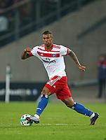 15.09.2017, Football 1. Bundesliga 2017/2018, 4.  match day, Hannover 96 - Hamburger SV, in HDI-Arena Hannover. Walace (Hamburg)  *** Local Caption *** © pixathlon<br /> <br /> +++ NED + SUI out !!! +++<br /> Contact: +49-40-22 63 02 60 , info@pixathlon.de