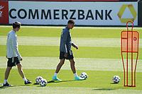 Jamal Musiala (Deutschland Germany) - Seefeld 30.05.2021: Trainingslager der Deutschen Nationalmannschaft zur EM-Vorbereitung