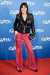 """Mabel Lozano attends to the premiere of the film """"¡Canta!"""" at Cines Capitol in Madrid, Spain. December 18, 2016. (ALTERPHOTOS/BorjaB.Hojas)"""