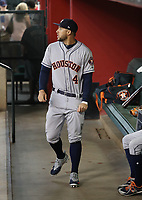George Springer - 2018 Houston Astros (Bill Mitchell)