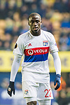 Ferland Mendy of Olympique Lyon reacts during the UEFA Europa League 2017-18 Round of 32 (2nd leg) match between Villarreal CF and Olympique Lyon at Estadio de la Ceramica on February 22 2018 in Villarreal, Spain. Photo by Maria Jose Segovia Carmona / Power Sport Images