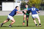 NELSON, NEW ZEALAND - AUGUST 22: Div 1 Rugby Semi-Final Nelson v MaristTrafalgar Park  Park Saturday 22 August 2020 , New Zealand. (Photo byEvan Barnes/ Shuttersport Limited)