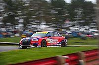 #54 JDC-Miller MotorSports Audi RS3 LMS TCR, TCR: Michael Johnson, Stephen Simpson