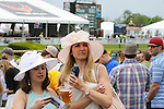 May 18, 2013, Preakness Day scene at Pimlico Race Course in Baltimore, MD.   (Joan Fairman Kanes/Eclipse Sportswire)