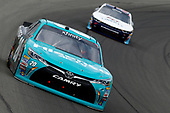 NASCAR XFINITY Series<br /> Irish Hills 250<br /> Michigan International Speedway, Brooklyn, MI USA<br /> Saturday 17th June 2017<br /> Denny Hamlin, Hisense Toyota Camry<br /> World Copyright: Brett Moist<br /> LAT Images