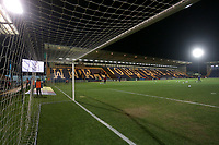 General view of the ground during Colchester United vs Swindon Town, Sky Bet EFL League 2 Football at the JobServe Community Stadium on 28th January 2020