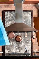 inox cooker hood