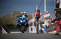 race leader Tim Wellens (BEL/Lotto-Soudal) at the 58th Brabantse Pijl 2018 (BEL)