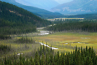 The Tuchodi river valley in northern British Columbia is part of a vast expanse of roadless wilderness known as the Muskwa-Kechika Management Area.