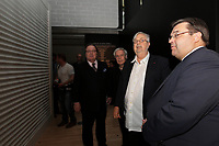 Montreal, CANADA - File Photo -  Vernissage of  L'UNIVERS DE MICHEL TREMBLAY  exhibiit a the Grande Bibliotheque, May 26, 2014.<br /> <br /> Photo : Agence Quebec Presse - Pierre Roussel