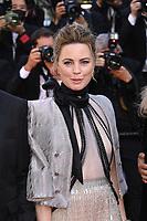 CANNES, FRANCE. July 10, 2021: Melissa George at the premiere of Peaceful (De Son Vivant) at the 74th Festival de Cannes.<br /> Picture: Paul Smith / Featureflash