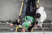 SYRIA: CIVILIANS CAUGHT IN THE CROSSFIRE (2012)