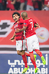 Ricardo Goulart Pereira (l) and Alan Douglas Borges de Carvalho of Guangzhou Evergrande FC in action during their AFC Champions League 2017 Match Day 1 Group G match between Guangzhou Evergrande FC (CHN) and Eastern SC (HKG) at the Tianhe Stadium on 22 February 2017 in Guangzhou, China. Photo by Victor Fraile / Power Sport Images