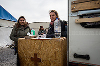First Aid Camp - First Team.<br />