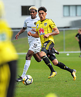 170930 Football - Wellington Phoenix Development v Team Wellington