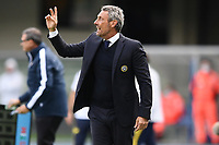 Luca Gotti coach of Udinese <br /> during the Serie A football match between Hellas Verona and Udinese Calcio at Marcantonio Bentegodi Stadium in Verona (Italy), September 27th, 2020. Photo Image Sport / Insidefoto