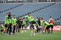 Seattle Sounders FC Training, November 9, 2019
